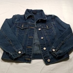 Girls' Jean Jacket